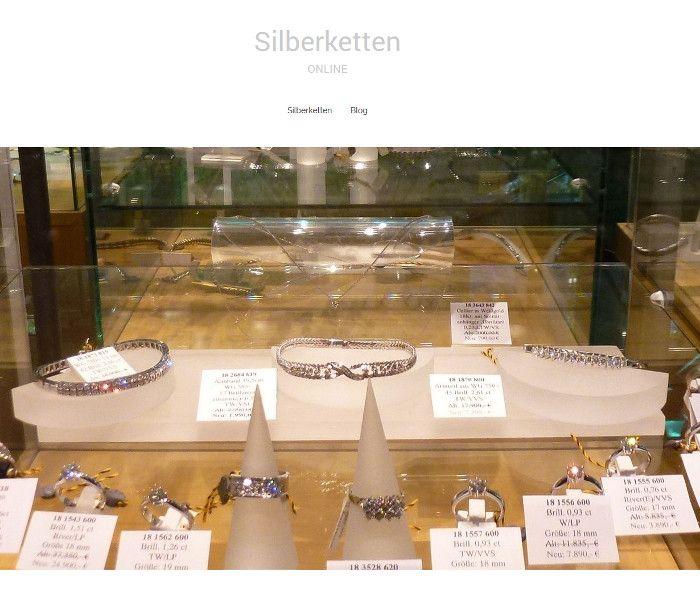 Silberketten-Blog